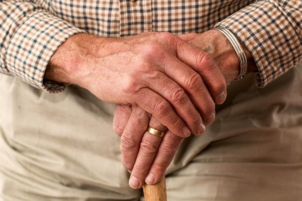 【男の老化を食い止める!】周りと差がつくアンチエイジング法