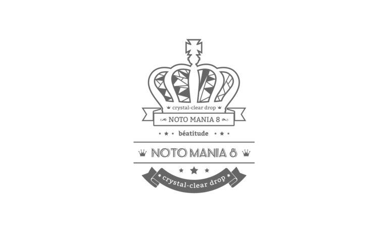 NOTOMANIA8ロゴ
